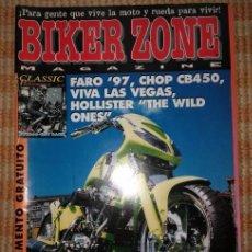 Coches y Motocicletas: BIKER ZONE MAGAZINE. SEPTIEMBRE 97 ; Nº 50 + CLASSIC PERFORMANCE. VOL. 1 ; Nº 6. Lote 55861202