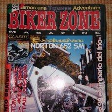 Coches y Motocicletas: BIKER ZONE MAGAZINE. MARZO 98 ; Nº 56 + CLASSIC PERFORMANCE. VOL. 1 ; Nº 9. Lote 55861374