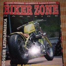 Coches y Motocicletas: BIKER ZONE MAGAZINE. JULIO 98 ; Nº 60 + CLASSIC PERFORMANCE. VOL. 1 ; Nº 11. Lote 55861444