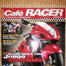 Coches y Motocicletas: CAFÉ RACER. NÚM. 3 ; [ABRIL / MAYO 1999]. Lote 55861576