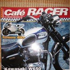 Coches y Motocicletas: CAFÉ RACER. NÚM. 4 ; [JUNIO / JULIO 1999]. Lote 55861590