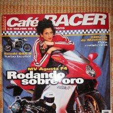 Coches y Motocicletas: CAFÉ RACER. NÚM. 5 ; AGOSTO / SEPTIEMBRE 1999. Lote 55861601