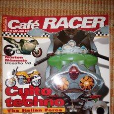 Coches y Motocicletas: CAFÉ RACER. NÚM. 6 ; OCTUBRE / NOVIEMBRE 1999. Lote 55861609