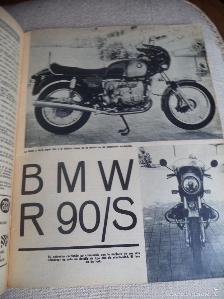Coches y Motocicletas: Revista Motociclismo Primera quincena de Mayo 1974 Montesa - Foto 2 - 56275560