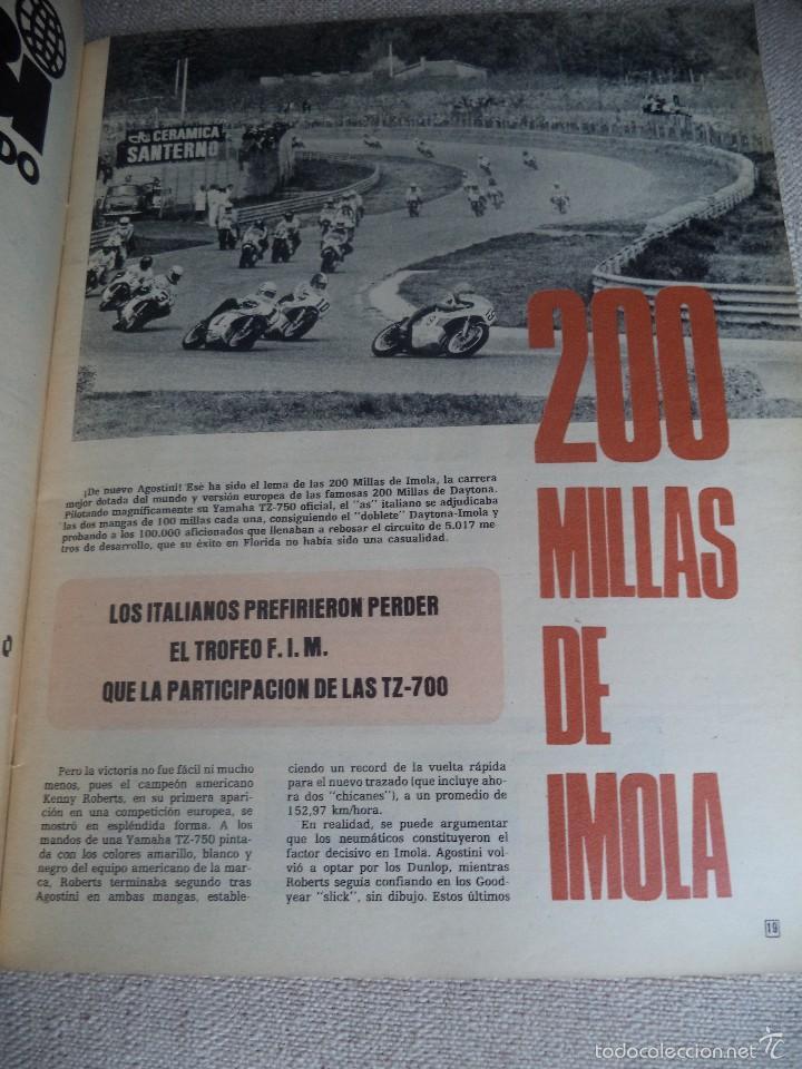 Coches y Motocicletas: Revista Motociclismo Primera quincena de Mayo 1974 Montesa - Foto 3 - 56275560
