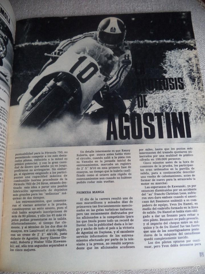 Coches y Motocicletas: Revista Motociclismo Primera quincena de Mayo 1974 Montesa - Foto 4 - 56275560