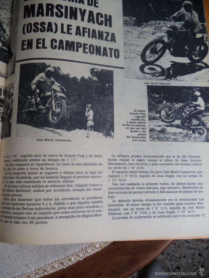 Coches y Motocicletas: Revista Motociclismo Primera quincena de Mayo 1974 Montesa - Foto 5 - 56275560