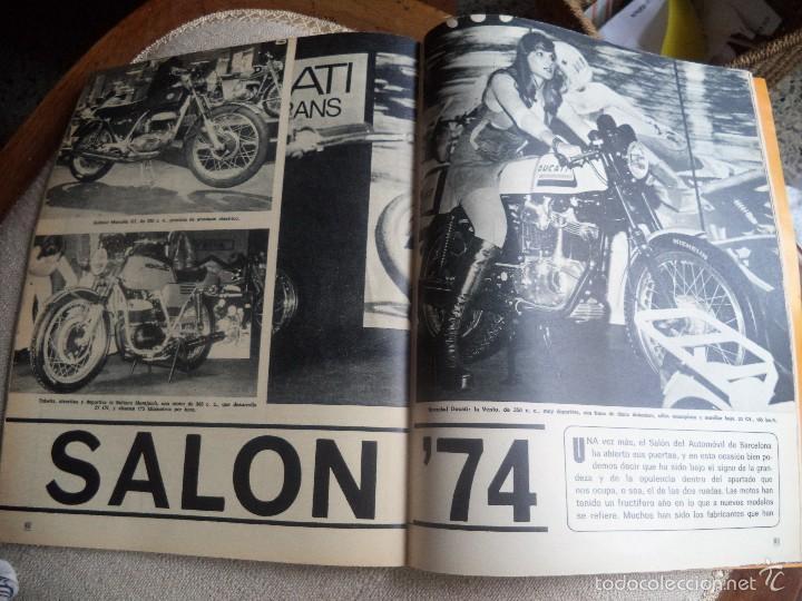 Coches y Motocicletas: Revista Motociclismo Primera quincena de Mayo 1974 Montesa - Foto 7 - 56275560