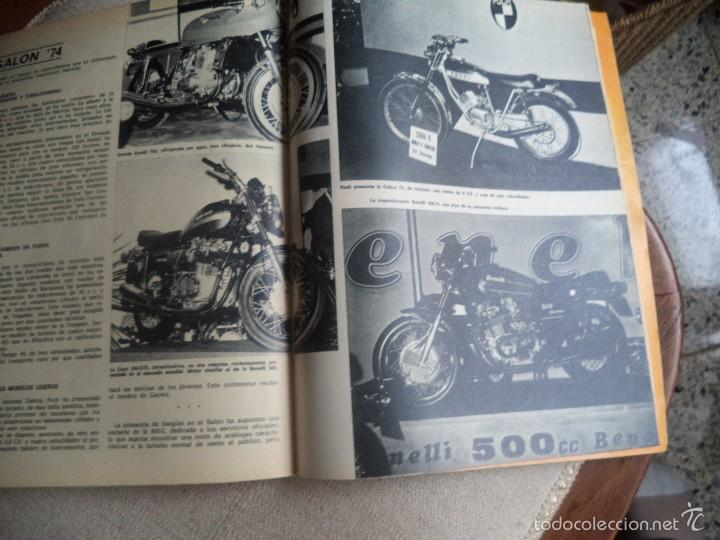 Coches y Motocicletas: Revista Motociclismo Primera quincena de Mayo 1974 Montesa - Foto 8 - 56275560