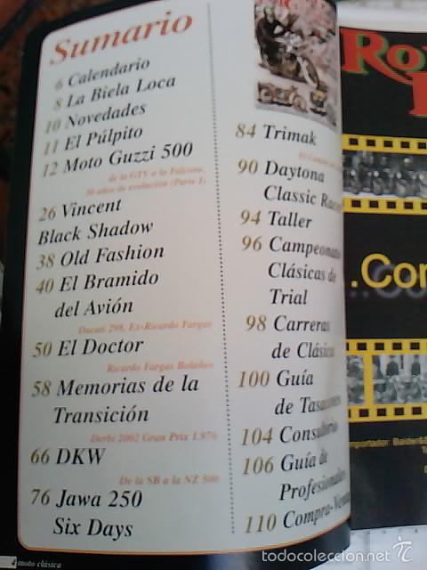 Coches y Motocicletas: -MOTO CLASICA N1 - Foto 2 - 56419826