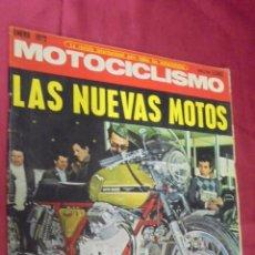 Coches y Motocicletas: MOTOCICLISMO. ENERO 1972. PRUEBA DE LA TRIUMPH TRIDENT.. Lote 56641683