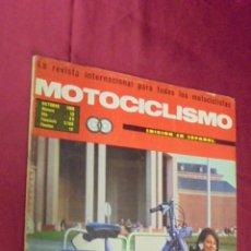 Coches y Motocicletas: MOTOCICLISMO. Nº 10. OCTUBRE 1968. PRUEBA DE LA DUCATI ROLLY 48.. Lote 56642260