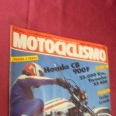 Coches y Motocicletas: MOTOCICLISMO. Nº 808. JULIO 1983. 24 HORAS DE MONTJUIC.. Lote 56650630