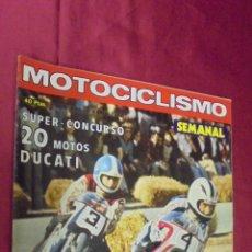 Coches y Motocicletas: MOTOCICLISMO. Nº 453. 3 ABRIL 1976. PRUEBA: NUEVA ALPINA 250.. Lote 56842045