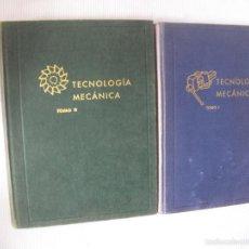Coches y Motocicletas: ANTIGUO TOMOS - TECNOLOGIA MECANICA. Lote 56842094