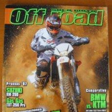 Coches y Motocicletas: SOLO MOTO OFF ROAD Nº 74. Lote 56979925