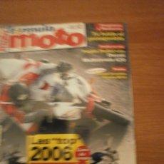 Coches y Motocicletas: REVISTA FORMULA MOTO- Nº 14 FEBRERO 2006. Lote 57511398