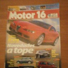 Coches y Motocicletas: REVISTA MOTOR 16 - 18 DE JUNIO 2002-- Nº 974. Lote 57578336