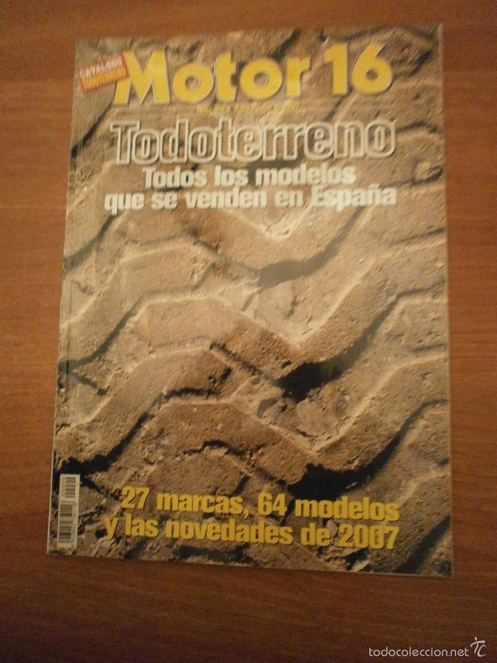 REVISTA MOTOR 16 - Nº 99- 2007- (Coches y Motocicletas - Revistas de Motos y Motocicletas)