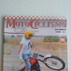 Coches y Motocicletas: REVISTA/MOTOCICLISMO CLASICO Nº62/MONTESA COTA 348. Lote 155017949