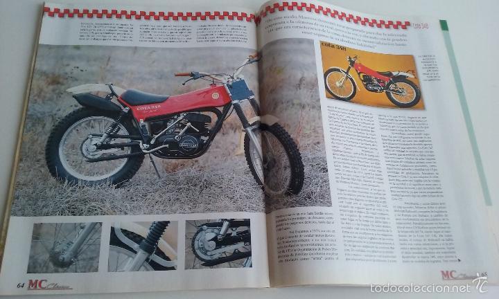 Coches y Motocicletas: REVISTA/MOTOCICLISMO CLASICO Nº62/MONTESA COTA 348 - Foto 2 - 155017949