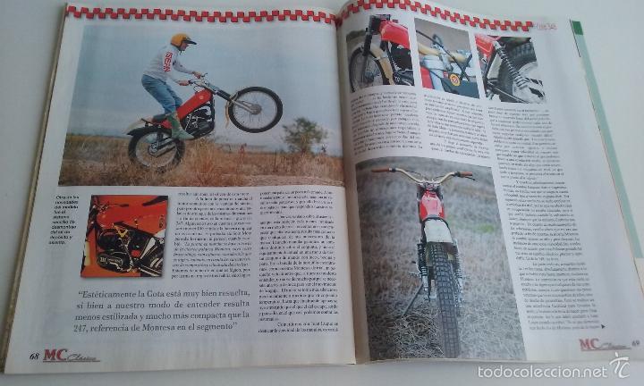 Coches y Motocicletas: REVISTA/MOTOCICLISMO CLASICO Nº62/MONTESA COTA 348 - Foto 3 - 155017949