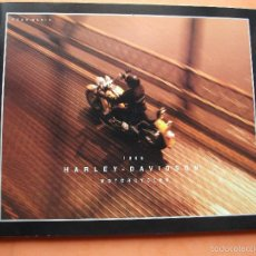 Coches y Motocicletas: HARLEY DAVIDSON 1996 ROAD MUSIC MOTORCYCLES PRINTED USA / CON FLEXY DISC. Lote 58161674