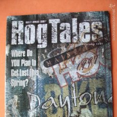 Coches y Motocicletas: HARLEY OWNERS GROUP HOG TALES JANUARY 1997 REVISTA USA VO 15 Nº 1. Lote 58161842