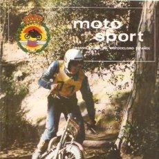 Coches y Motocicletas: REVISTA MOTOCICLISTA MOTO SPORT Nº 84. Lote 58380148