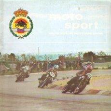 Coches y Motocicletas: REVISTA MOTOCICLISTA MOTO SPORT Nº 88. Lote 58380157