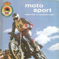 Coches y Motocicletas: REVISTA MOTOCICLISTA MOTO SPORT Nº 93. Lote 58380242