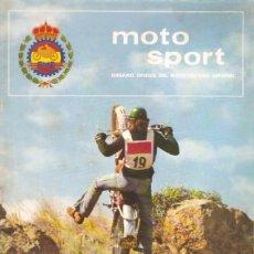 Coches y Motocicletas: REVISTA MOTOCICLISTA MOTO SPORT Nº 97. Lote 58380279