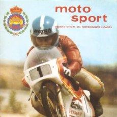 Coches y Motocicletas: REVISTA MOTOCICLISTA MOTO SPORT Nº 104. Lote 58380317