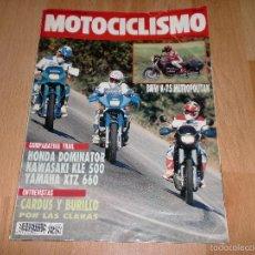 Coches y Motocicletas: REVISTA MOTOCICLISMO. Lote 58941625