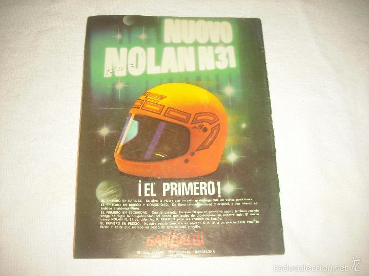 Coches y Motocicletas: SOLO MOTO N° 208 , SEPTIEMBRE 1979,JEREZ - Foto 2 - 59950127