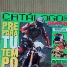 Coches y Motocicletas: MOTO VERDE EDICIÓN FUERA DE SERIE /N'1 TODO 2003. Lote 60904850