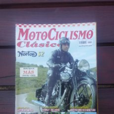 Coches y Motocicletas: MOTOCICLISMO CLÁSICO Nº30.NORTON S2, TERROT 350 HSSO, MONTESA BRIO 110 S MONOTUBO. Lote 61151027