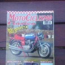 Coches y Motocicletas: MOTOCICLISMO CLÁSICO Nº25. MONTESA CAPRA, LUBE, REUNION CARTES, MV AGUSTA 750S. Lote 61151199