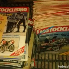 Carros e motociclos: NºS SUELTOS MOTOCICLISMO ENTRE Nº 816 Y 1088 , VER LISTADO. Lote 133180887