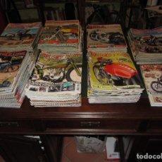Coches y Motocicletas: COLECCIÓN REVISTA MOTOCICLISMO CLÁSICO.. Lote 66145462