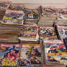 Coches y Motocicletas: REVISTAS MOTOCICLISMO,SOLO MOTO,LA MOTO,SOLO MOTO 30,MOTOCASION,ETC.... - VENDO SUELTAS (CONSULTAR). Lote 67043286