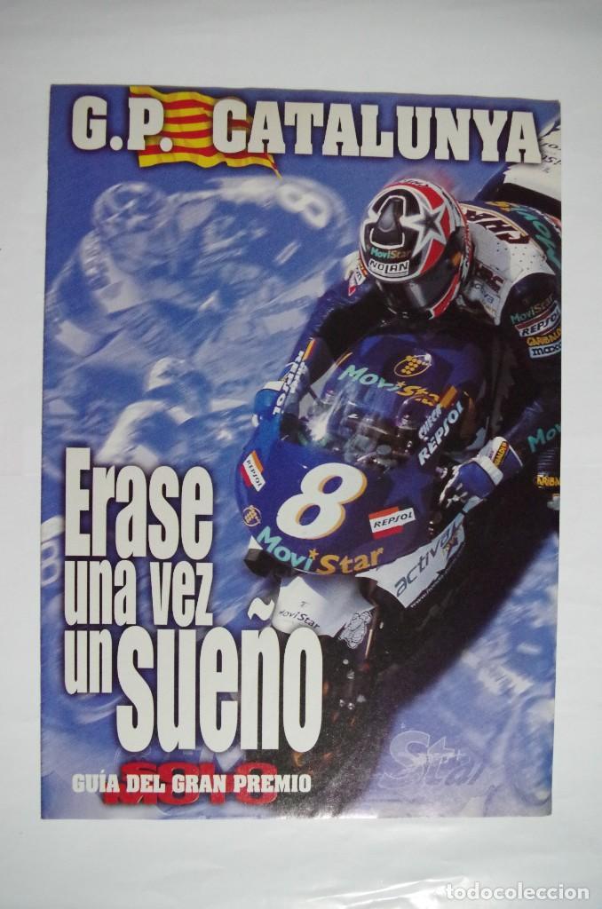 Coches y Motocicletas: SOLO MOTO Y GUIA DEL GP DE CATALUNYA 1999 - Foto 2 - 67596489