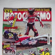 Coches y Motocicletas: MOTOCICLISMO Nº 1648 - GP 99 VALENCIA - DEMASIADO CORAZON CREVILLE. Lote 67603261