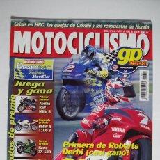 Coches y Motocicletas: MOTOCICLISMO Nº 1676 - GP 2000 MALASIA. Lote 67603921
