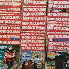 Coches y Motocicletas: LOTE ENORME DE REVISTAS MOTOCICLISMO AÑOS 1990 Y 1991. Lote 67734905
