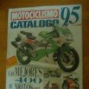 Coches y Motocicletas: REVISTA CATALOGO MOTOCICLISMO 95. Lote 68729689