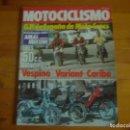 Coches y Motocicletas: REVISTA MOTOCICLISMO NUM 654 PORTELA ALONSO VESPINO SANGLAS- GUZZI -HESKETH MORINI. Lote 68730313