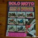 Coches y Motocicletas: REVISTA SOLO MOTO Nº 117 WILLIE G DAVIDSON-JORDI GENÉ- CARLOS SOTELO - LOS ANGELES DEL INFIERNO . Lote 68733153
