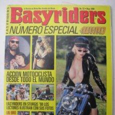 Coches y Motocicletas: REVISTA EASYRIDERS Nº 93 - 1999 - FOTO SUMARIO. Lote 69596109