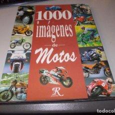 Coches y Motocicletas: 1000 IMÁGENES DE MOTOS. 1.994. Lote 168671566